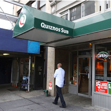 Quiznos and the Old Business Model